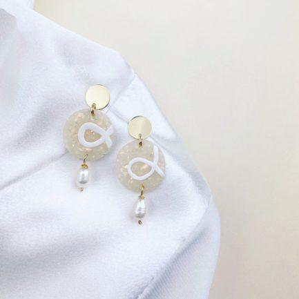 Pendientes Pearl