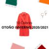 10 colores otoño/invierno 2020-2021