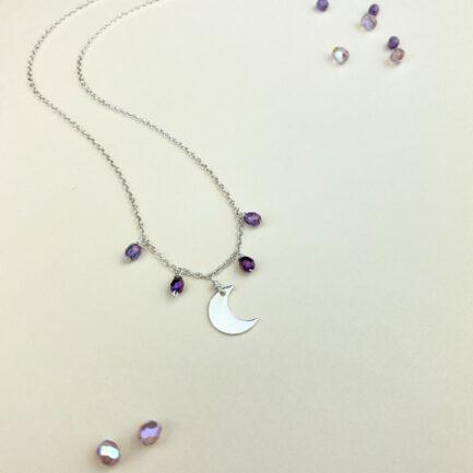 Collar Claro de Luna