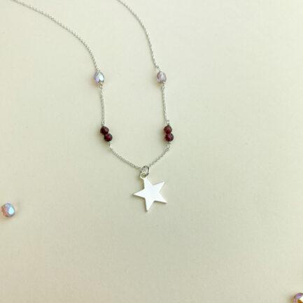 Collar de estrella