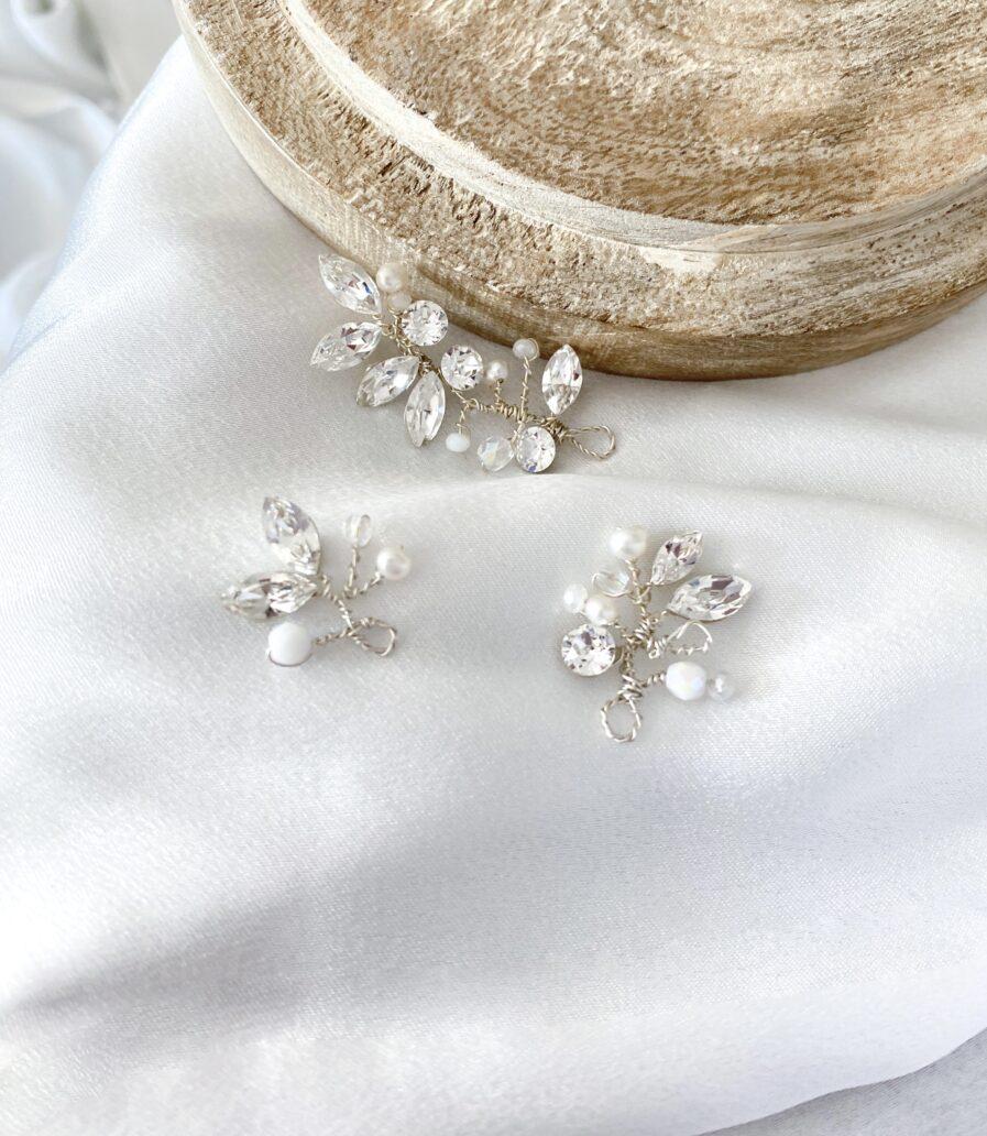 Horquillas de perla